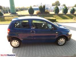 Volkswagen Fox 2006 0.1 1198 KM
