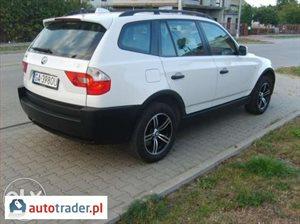 BMW X3 2005 2 150 KM