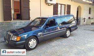 Mercedes W124 2.5 1991 r. - zobacz ofertę