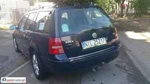 Volkswagen Golf 2003 1.9 100 KM