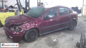 Opel Astra 2002 1.6 84 KM