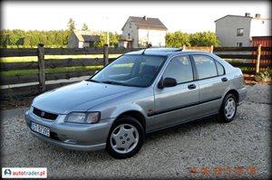 Honda Civic 1.4 1996 r.,   2 900 PLN