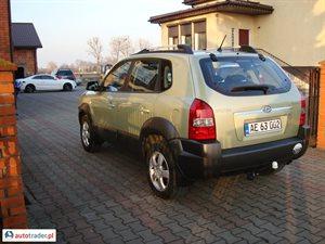 Hyundai Tucson 2006 2 141 KM