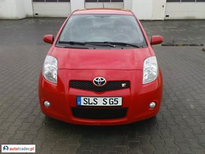 Toyota Yaris 2007 1.8 133 KM