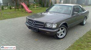 Mercedes 500 5.0 1981 r. - zobacz ofertę