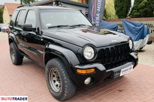 Jeep Cherokee 2001 2.5 143 KM