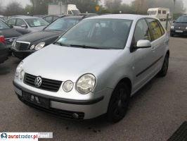 Volkswagen Polo 1.4 2003r. - zobacz ofertę