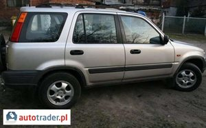 Honda CR-V 1998 2.0 128 KM