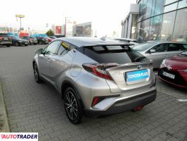 Toyota C-HR 2017 1.8 122 KM