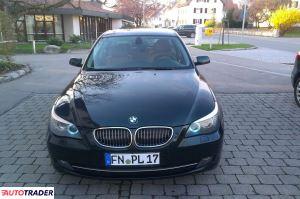 BMW 525 2008 2.5 197 KM