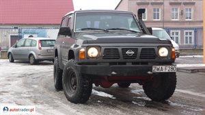 Nissan Patrol 2.8 1992 r. - zobacz ofertę