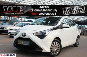 Toyota Aygo - zobacz ofertę