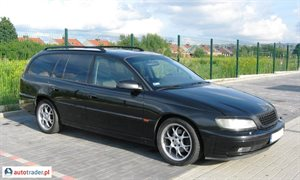 Opel Omega 3.0 2000 r. - zobacz ofertę