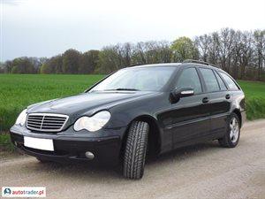 Mercedes 180 1.8 2004 r. - zobacz ofertę