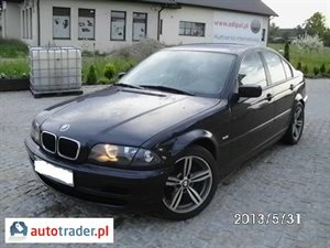 BMW 320, 2000r. - zobacz ofertę