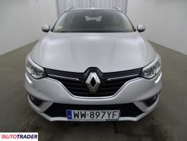 Renault Megane 2018 1.5 90 KM