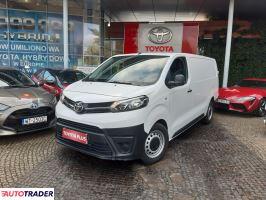 Toyota Proace Verso - zobacz ofertę