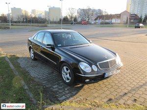 Mercedes E-klasa E 320 3.0 2005 r. - zobacz ofertę