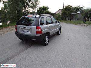 Kia Sportage 2007 2 140 KM