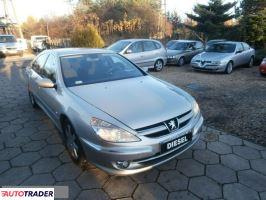Peugeot 607 2005 2.2 134 KM