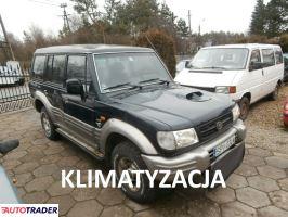 Hyundai Galloper - zobacz ofertę