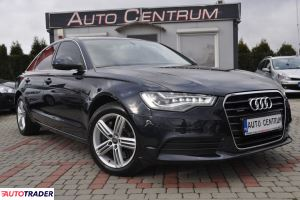 Audi A6 2014 3.0 245 KM