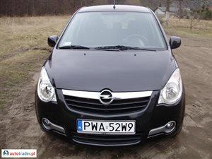 Opel Agila 1.0 2009 r. - zobacz ofertę
