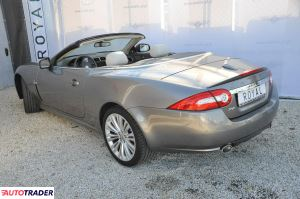 Jaguar XK 2011 5 418 KM