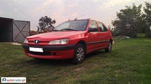 Peugeot 306 1.4 1997 r. - zobacz ofertę