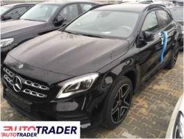Mercedes GLA - zobacz ofertę