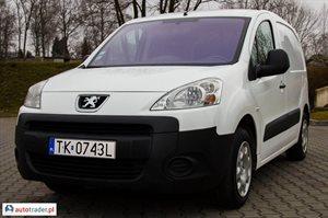 Peugeot Partner 1.6 2008 r. - zobacz ofertę