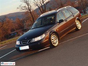 Saab 9-5 2.2 2005 r. - zobacz ofertę