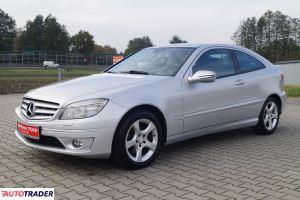 Mercedes CLC - zobacz ofertę