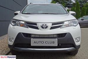 Toyota RAV 4 2013 2.0 152 KM