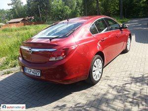 Opel Insignia 2011 1.6 115 KM