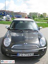 Mini Cooper 2006 1.6 116 KM
