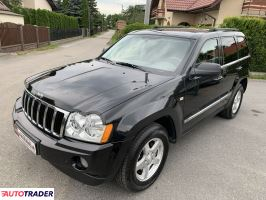 Jeep Grand Cherokee 2007 3 220 KM