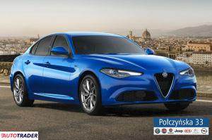 Alfa Romeo Giulia 2020 2 200 KM