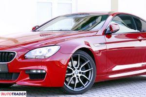 BMW 650 2013 4.4 405 KM