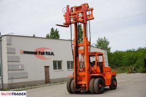 Wózek widłowy KALMAR LT 8-600 8 ton - zobacz ofertę