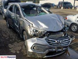 Hyundai Santa Fe 2018 2