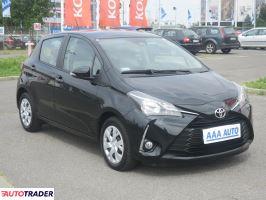 Toyota Yaris 2018 1.5 109 KM