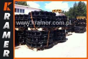 Do maszyn budowlanych ŁAŃCUCH GĄSIENICY JCB JS160 (track chain),     PLN