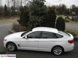 BMW 318 Gran Turismo 2017 2.0 150 KM