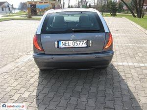 Lancia Lybra 2000 2.4 134 KM