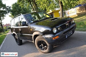 Nissan Terrano 2.7 1999 r. - zobacz ofertę