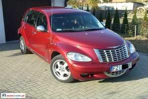 Chrysler PT Cruiser 2.0 2001r. - zobacz ofertę