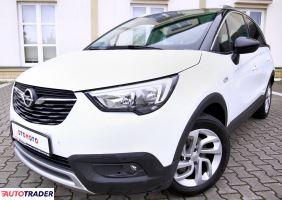 Opel Crossland X 2019 1.2 110 KM