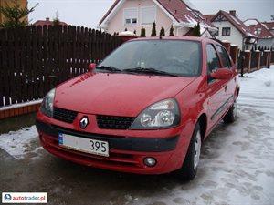 Renault Thalia, 2003r. - zobacz ofertę