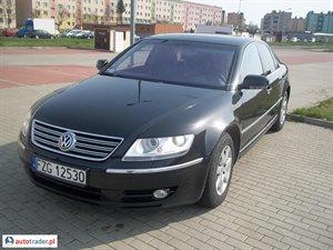 Volkswagen Phaeton 3.2 2002 r. - zobacz ofertę